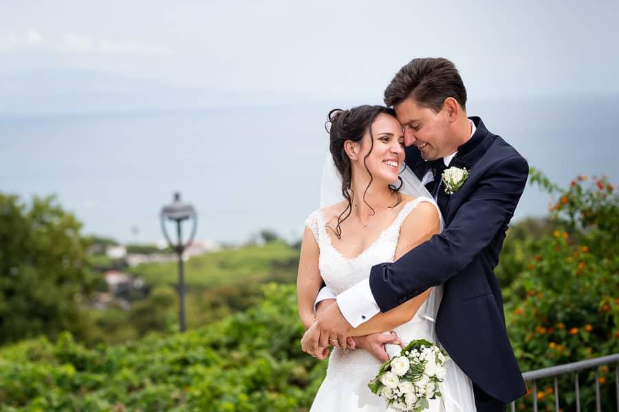 matrimonio ritratti di coppia