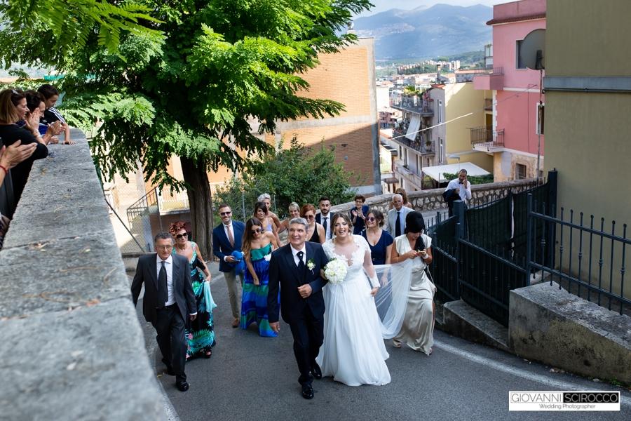 fotografo di matrimonio Priverno