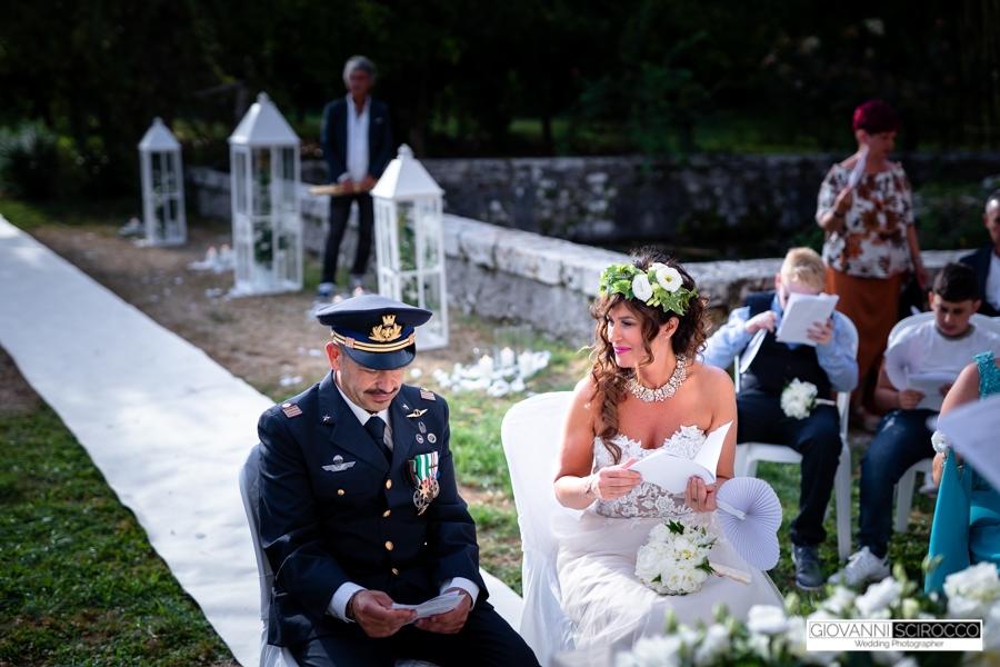 Sposarsi al Giardino di Ninfa