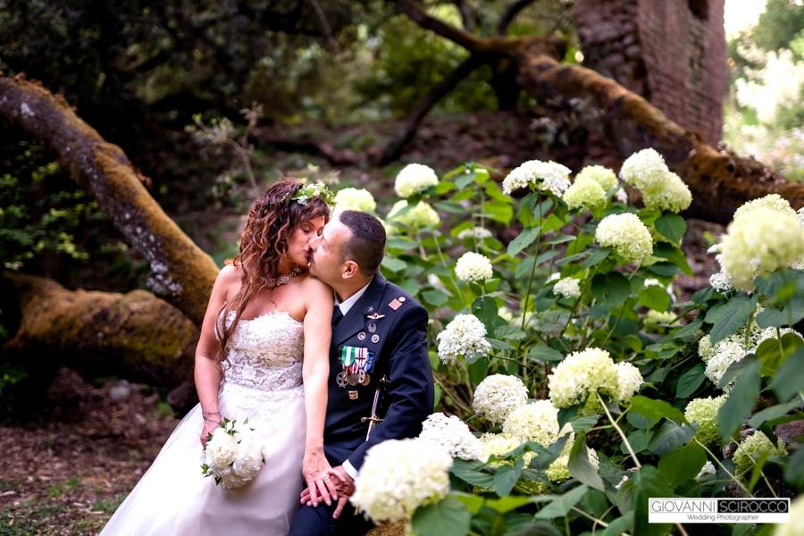 fotografo di matrimonio Ninfa