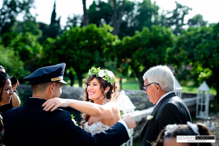 sposarsi a Ninfa