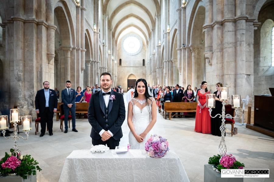 Matrimonio Abbazia di Fossanova