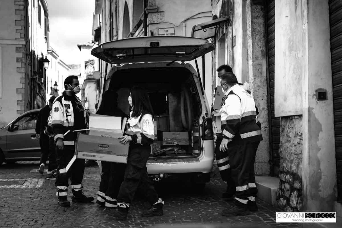 donazioni protezione civile