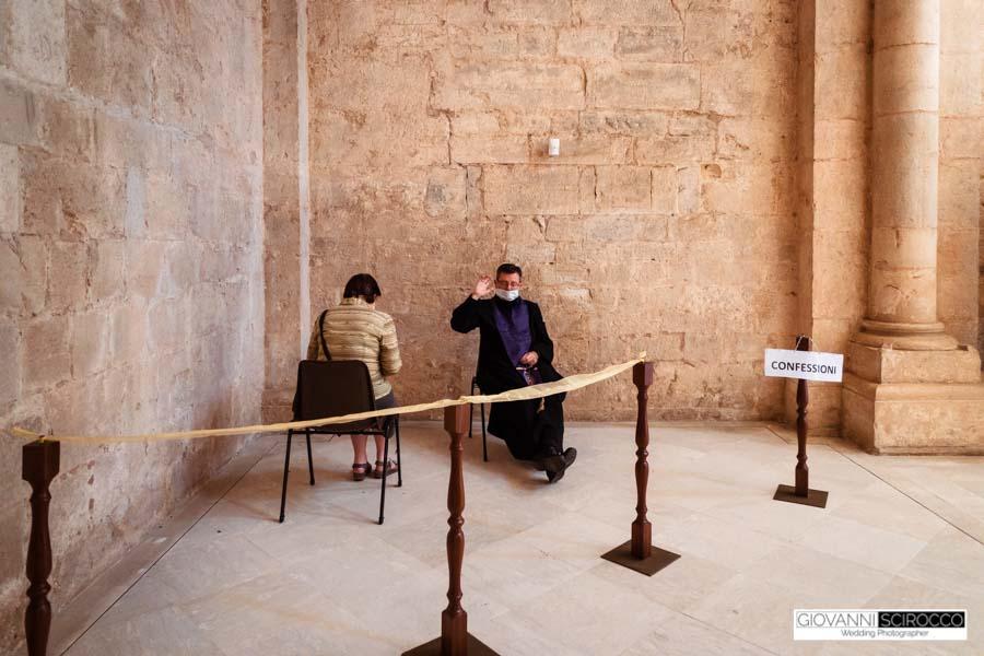 Confessioni covid