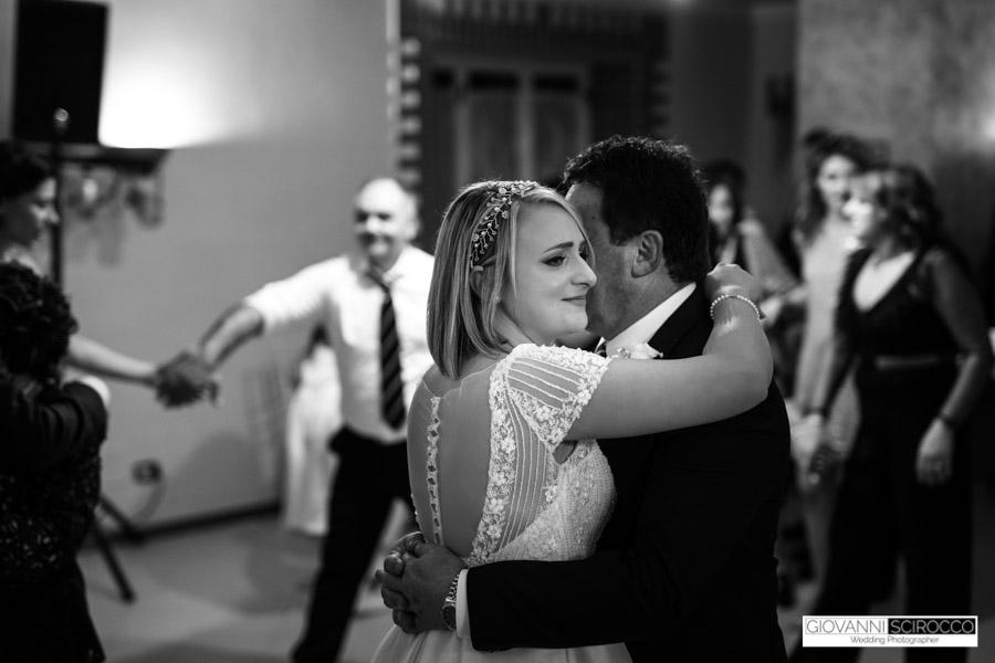 ballo genitori e sposi