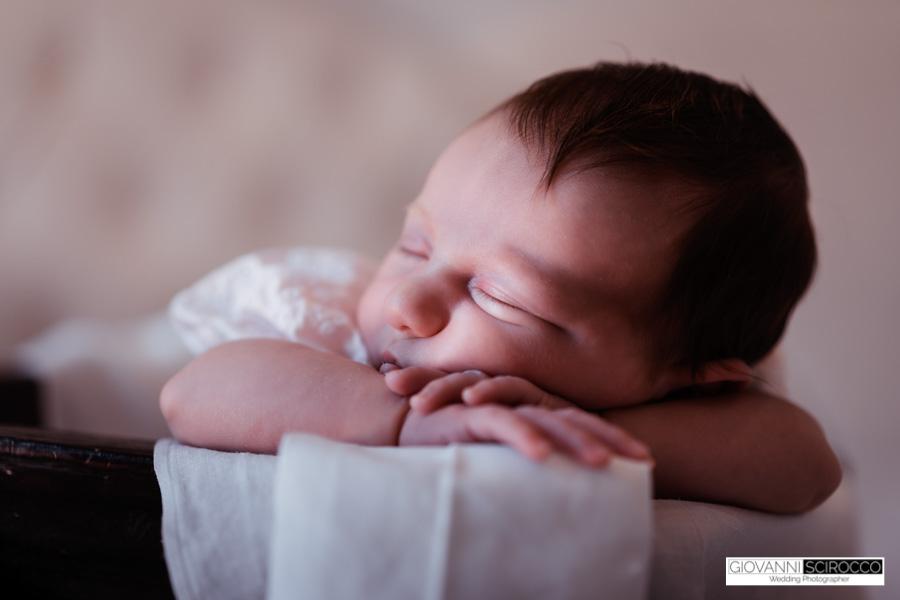 ritratto alla nascita