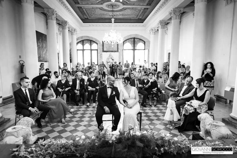 timeline del Wedding