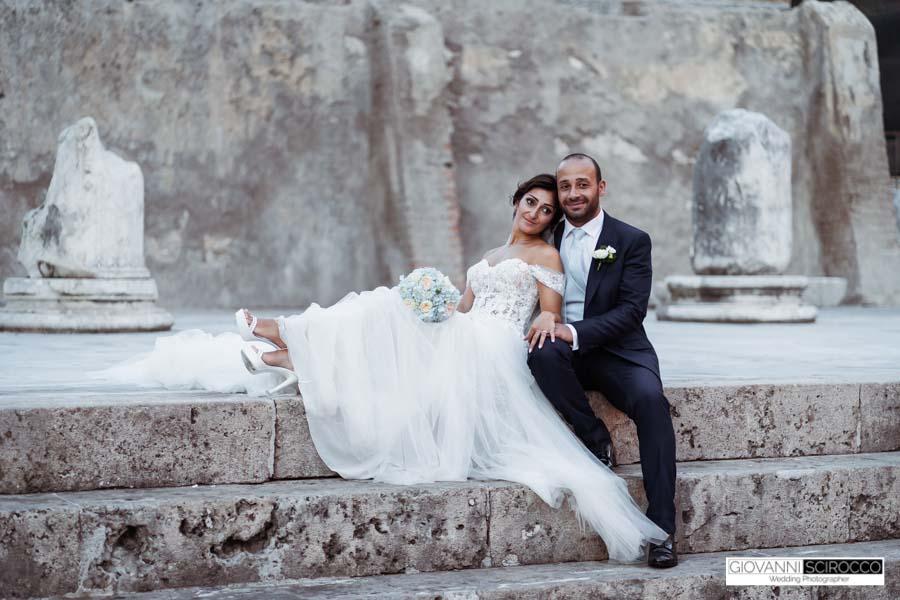 Fotografo per matrimonio Terracina latina frosinone